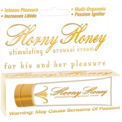 Horny Honey Arousal Cream 1 Oz Tube