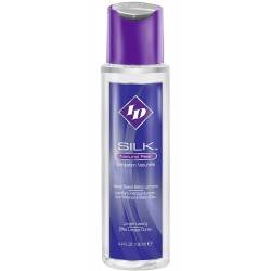 ID Silk Silicone and Water Blend Lubricant 4.4 Oz