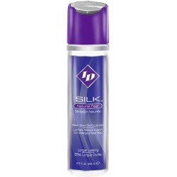 ID Silk Silicone and Water Blend Lubricant 8.5 Oz