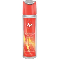 ID Sensation Warming Water Based Lubricant 8.5 Oz