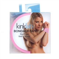 Bondage Tape Female - Pink