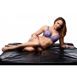 The Sex Sheet King Size Fitted Rubber Bed Sheet
