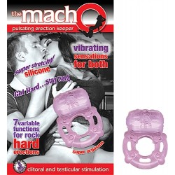 The Macho Pulsating Erection - Keeper Purple