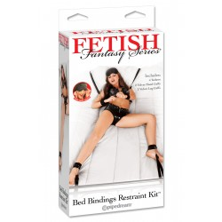 Fetish Fantasy Bed Bindings