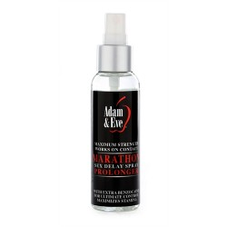 Adam and Eve Marathon Sex Delay Spray 2 Oz