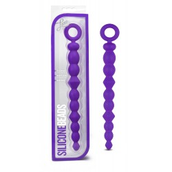 Luxe Silicone Beads - Purple